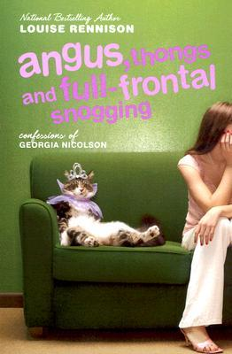 Angus Thongs and Full Frontal Snogging cover