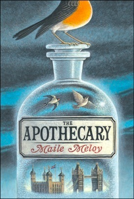 The Apothecary Maile Meloy cover