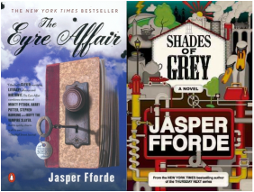 Eyre Affair and Shades of Grey