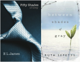 Shades of grey covers