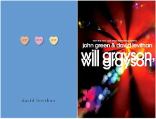 David Levithan covers
