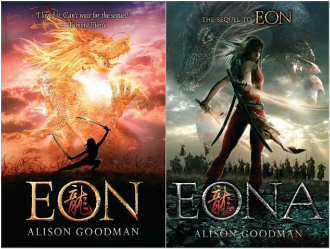 Eon/Eona book cover