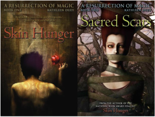 A Resurrection of Magic covers