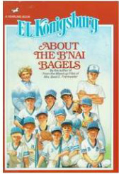 About the B'Nai Bagels E.L. Konigsburg cover