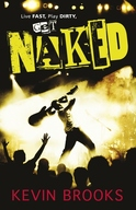 Naked Kevin Brooks cover
