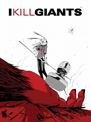 I Kill Giants cover