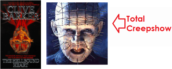 Hellraiser and Pinhead