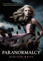 Paranormalcy cover