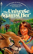 The Universe Against Her cover