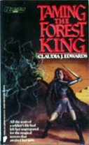 Taming the Forest King Claudia Edwards cover