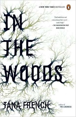In The Woods by Tana French cover