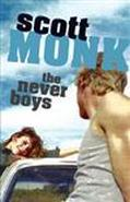 The Never Boys by Scott Monk cover
