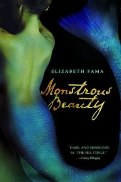 Monstrous Beauty cover