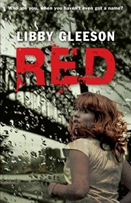 Red Libby Gleeson cover