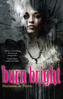 Burn Bright by Marianne de Pierres cover