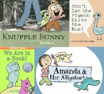 Mo Willems covers