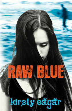 Raw Blue cover