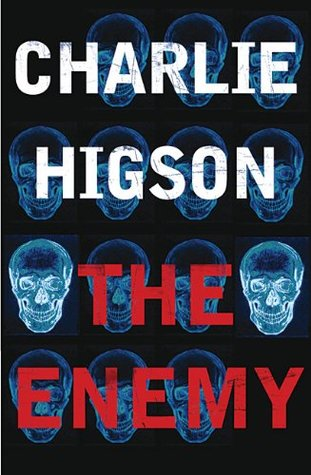 The Enemy Charlie Higson cover