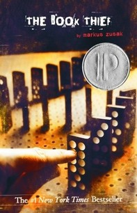 Book Thief Markus Zusak cover
