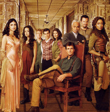 Cast of Firefly