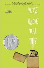 Please Ignore Vera Dietz cover