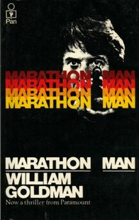Marathon Man by William Goldman cover