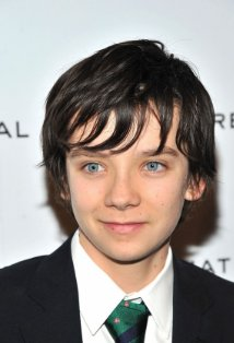 Asa Butterfield (Ender)