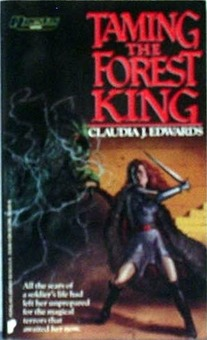 Taming the Forest King cover