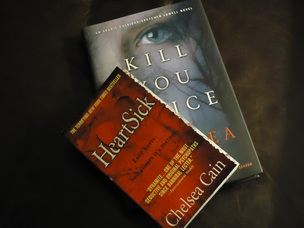 Heartsick and Kill You Twice by Chelsea Cain