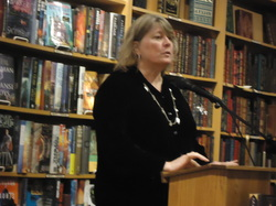 R.L. LaFevers at Third Place Books