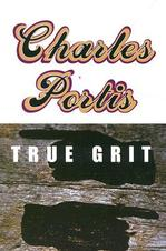 True Grit Charles Portis cover