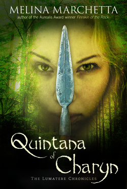 Quintana of Charyn U.S. cover