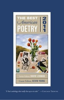 Best American Poetry 2011 cover