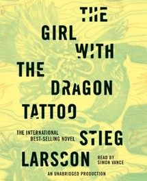 The Girl of the Dragon Tattoo cover
