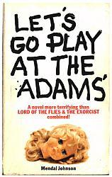Lets Go Play At The Adams Cover