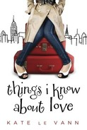 Things I Know About Love cover