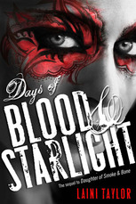 days of blood and startlight cover