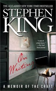On Writing Stephen King cover