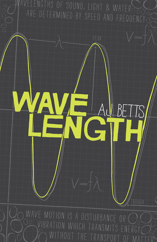 Wavelength by A.J. Betts cover