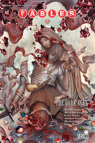 Fables The Dark Ages cover