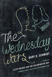 Wednesday Wars cover