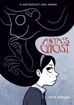 Anya's Ghost cover