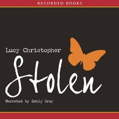 Stolen Lucy Christopher audiobook cover