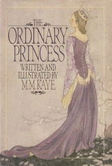 The Ordinary Princess cover