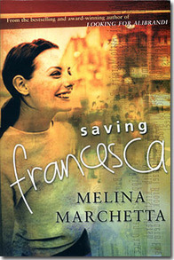 saving francesca cover
