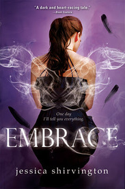 Embrace Jessica Shirvington cover