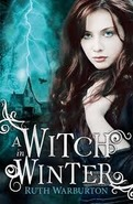 A Witch in Winter cover