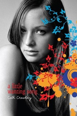 A Little Wanting Song Cath Crowley cover