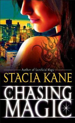 Chasing Magic cover