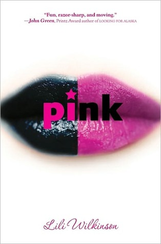 Pink cover